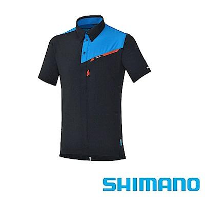 【SHIMANO】BUTTON UP 運動襯衫