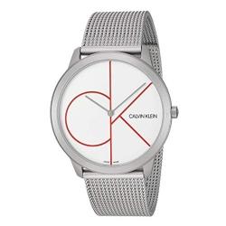 Calvin Klein CK 經典風格米蘭帶腕錶(K3M51152)40mm