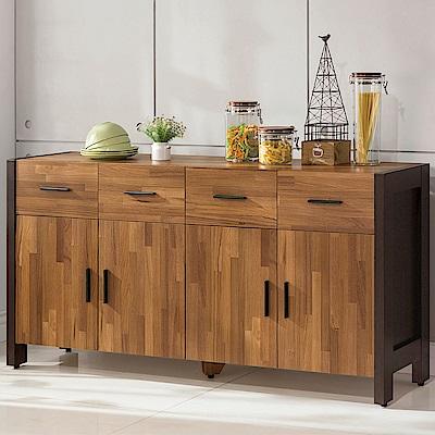 H&D 巴菲特5尺餐櫃