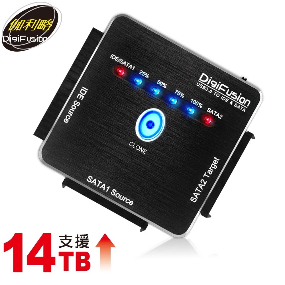 伽利略專業加強版 SATA&IDE TO USB3.0 光速線