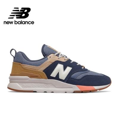 New Balance 997H復古鞋_男性_藍色_CM997HAK-D
