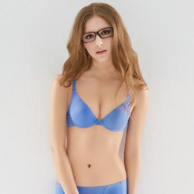 瑪登瑪朵-Soft Life涼感內衣  B-D罩杯(清雅藍)