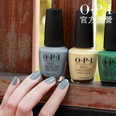 OPI 官方直營.注定做個傳奇指甲油-NLH006.好萊塢系列