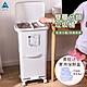 38L雙層乾溼分離回收桶腳踏垃圾桶(乾溼分離 大容量) product thumbnail 1