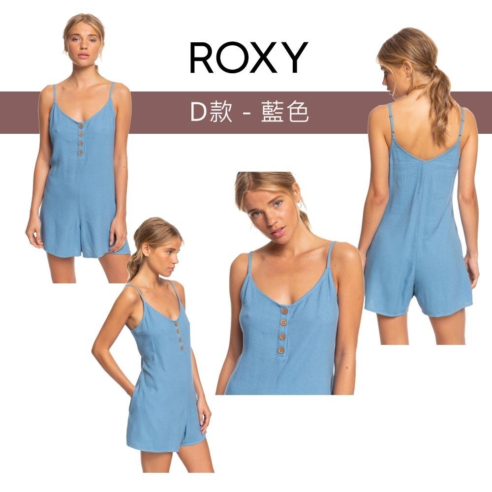 【獨家39折起】ROXY精選女裝/洋裝$888 (任選) (尺寸XS-M) (D款-藍色)