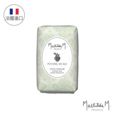 Mathilde M. 法國瑪恩.柔嫩香水皂100g-米香