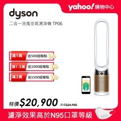 Dyson戴森 Pure Cool Cryptomic 智慧涼風清淨機 TP06