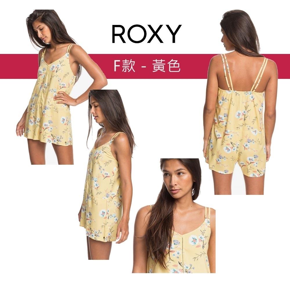 【獨家39折起】ROXY精選女裝/洋裝$888 (任選) (尺寸XS-M) (F款-黃色)