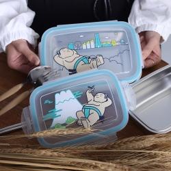 大金寶寶 不鏽鋼保鮮盒 2入