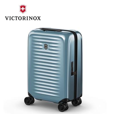 VICTORINOX 瑞士維氏Airox Frequent Flyer 硬殼登機型登機箱 - 水波藍