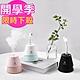 【MISIA 米熙亞】冰山迷你USB夜燈風扇加濕器(車充 香氛 香薰) product thumbnail 1