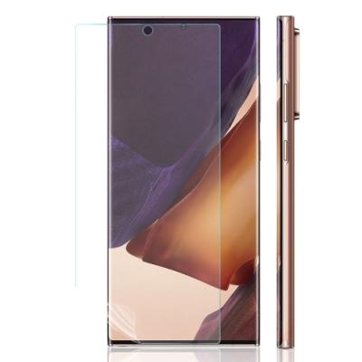 o-one大螢膜PRO 三星Samsung Galaxy Note20 Ultra 5G 滿版全膠螢幕保護貼 手機保護貼