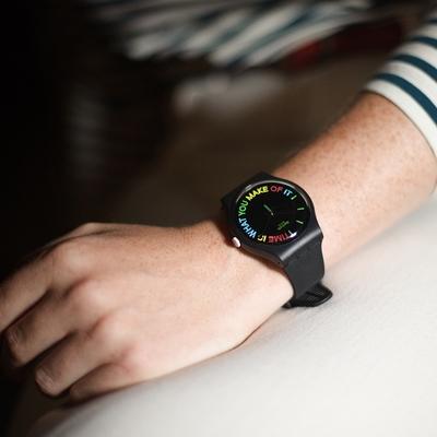 Swatch New Gent 原創系列手錶 FREETID 美好年代-41mm