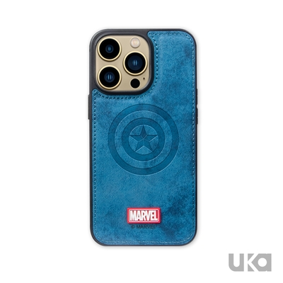 Marvel 漫威 iPhone 13 Pro 6.1吋 英雄系列精緻布紋防摔保護殼(4款)