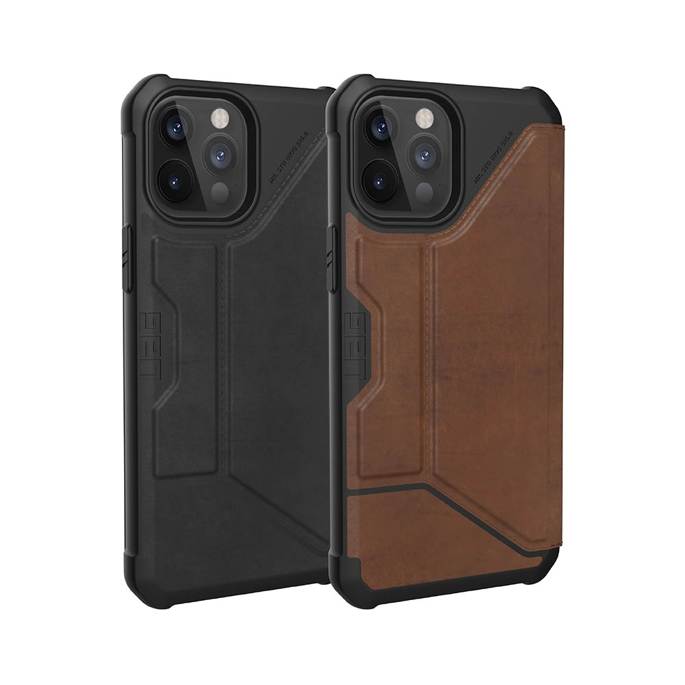 UAG iPhone 12/ 12 Pro 翻蓋式耐衝擊保護殼