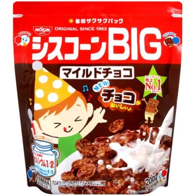 日清cisco BIG濃醇巧克力早餐玉米片(200g)