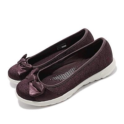 Skechers 休閒鞋Go Walk Lite娃娃鞋 女鞋