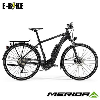 《MERIDA》 美利達 eSPRESSO 600 電動輔助自行車 黑 2019