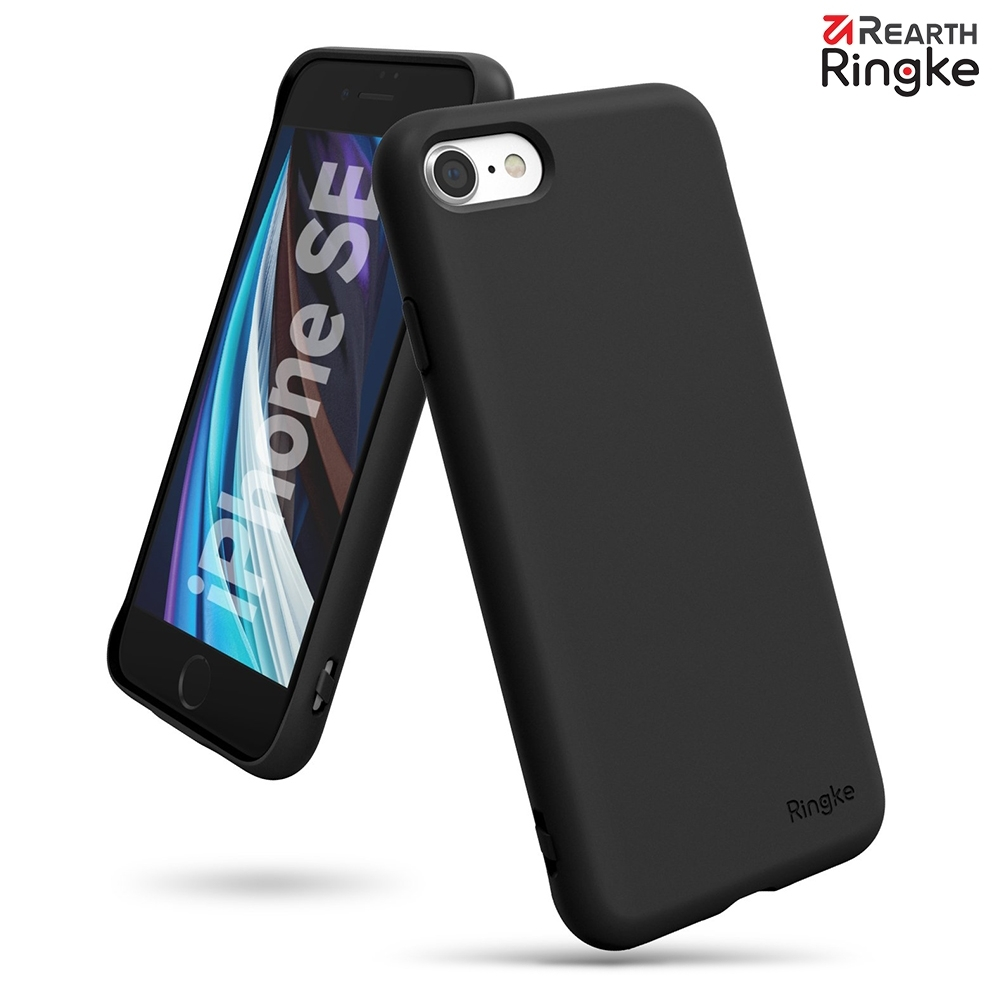 【Ringke】Rearth iPhone SE 2020 (SE2) / iPhone 8 [Air-S] 纖薄吸震軟質手機殼 product image 1
