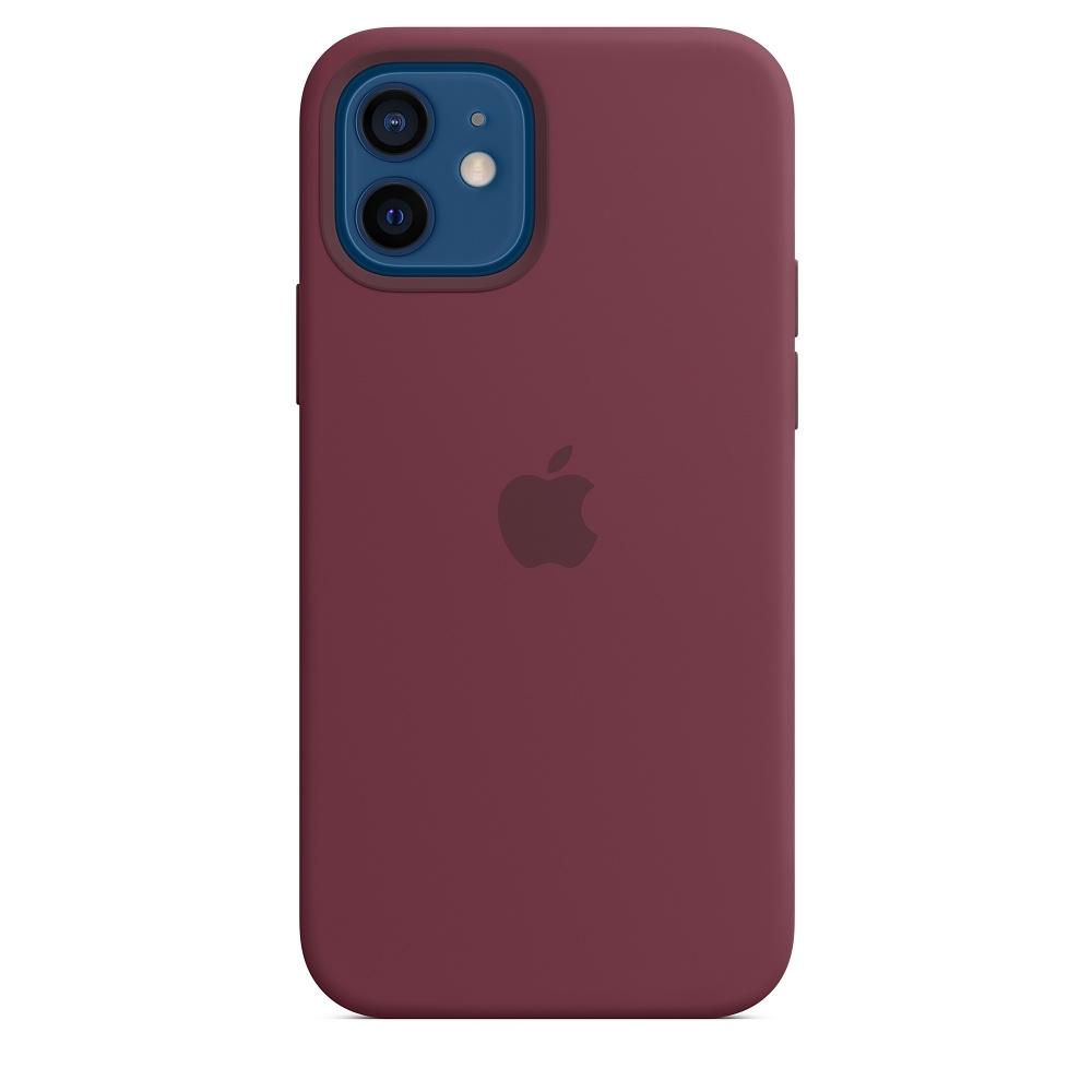 原廠 iPhone 12   12 Pro MagSafe 矽膠保護殼 product image 1