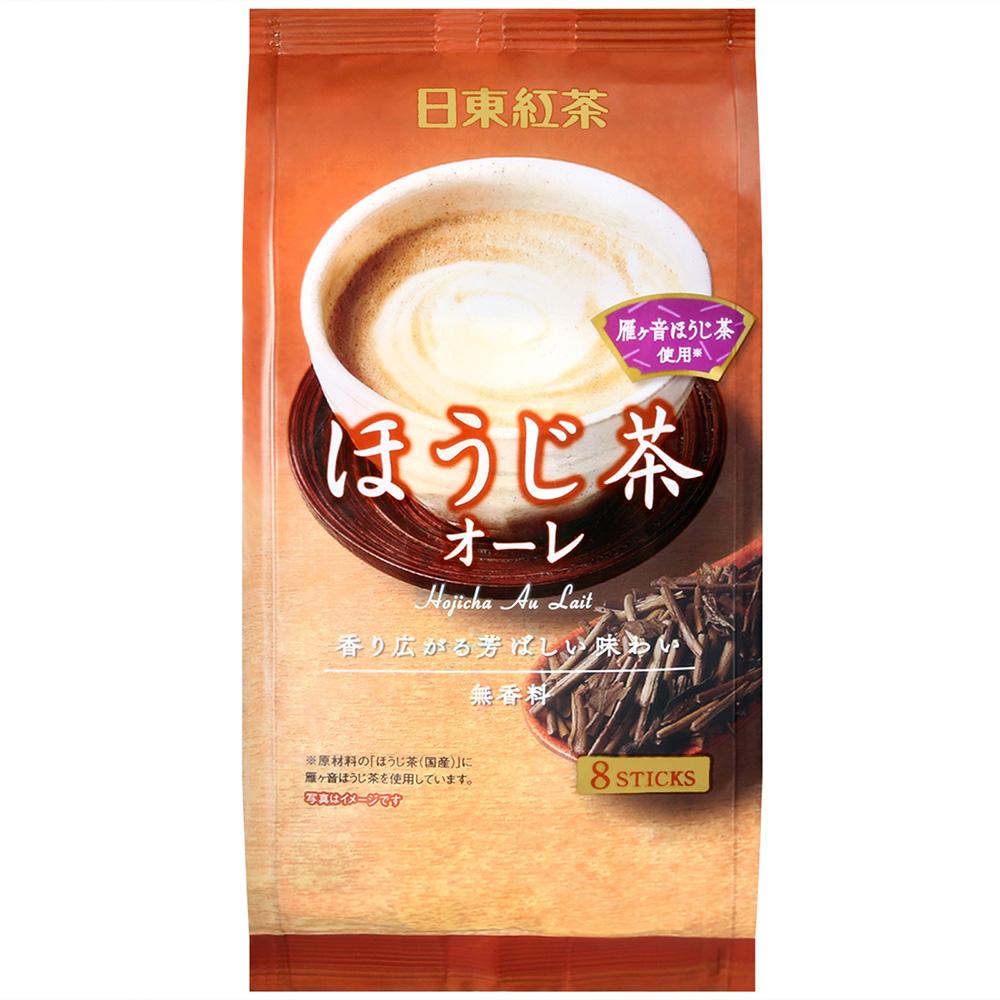日東紅茶 焙茶歐蕾(112g)