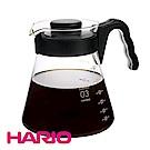 【日本 HARIO】微波耐熱咖啡壺 1000ml (VCS-03B)