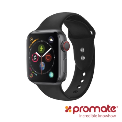Promate Apple Watch 42/44mm 運動防水錶帶(ORYX)