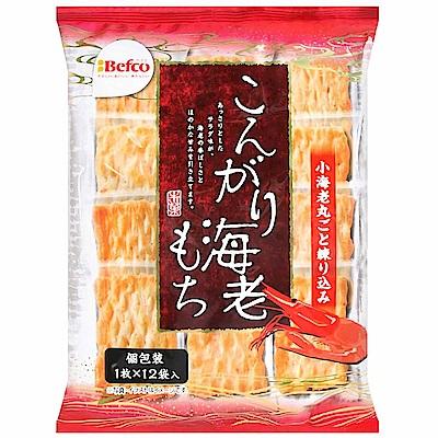 栗山製果 蝦風味烤米果(72g)
