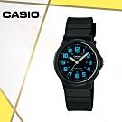 CASIO卡西歐 輕巧簡約指針錶(MQ-71-2B)