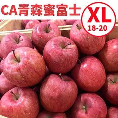 青森CA蜜富士蘋果18-20顆入(5kg)