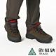 【ATUNAS 歐都納】男款防水透氣抗臭寬楦低筒健行鞋A1GCBB02M墨綠/休閒登山健行鞋 product thumbnail 1