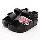 TAYO小巴士童鞋 超輕量涼鞋款 EI19230黑 (小童段)