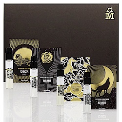 MEMO  Leather Collection 皮革系列針管四入組(2ml*4入)