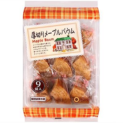 香月堂 厚切楓糖年輪蛋糕(243g)