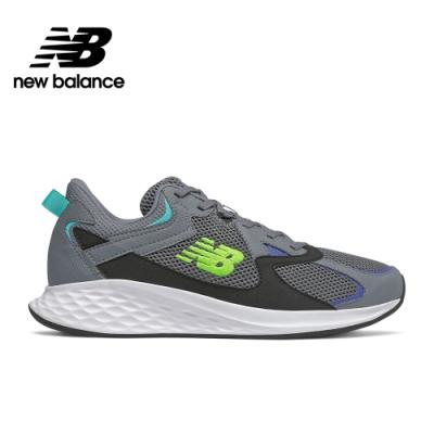 【New Balance】輕量跑鞋_男性_鐵灰_MRNXTLB-2E楦