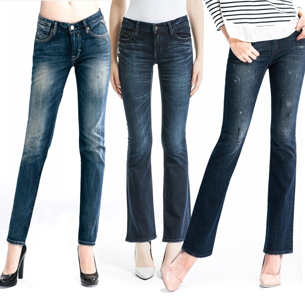 [時時樂限定]BRAPPERS 女款 個性風褲-任選750均一價