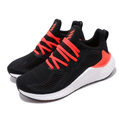 adidas 慢跑鞋 AlphaBOOST 襪套 男鞋