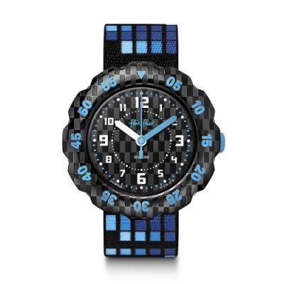 FlikFlak 兒童錶 SQUARE 2.0 轉動方塊-34.75mm