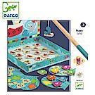 【任選】法國《DJECO-智荷》主題遊戲(認知學習)-老船長釣魚