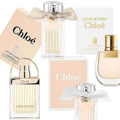 Chloe 小小Chloe20ml-[同名/芳心之旅/白玫瑰/愛情故事]多款任選