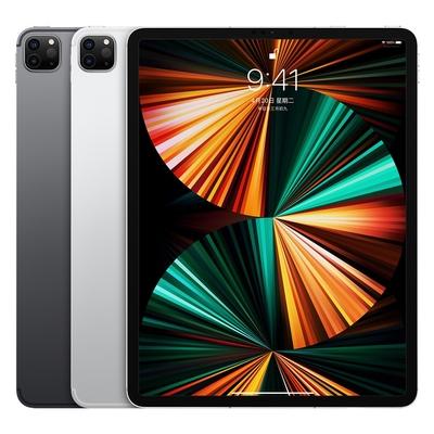 Apple 2021 iPad Pro 12.9吋 Wi-Fi+行動網路 128G 平板電腦(第5代)