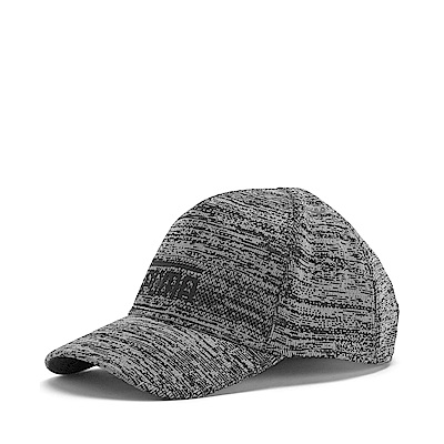 PUMA-男女PACE棒球帽-黑色