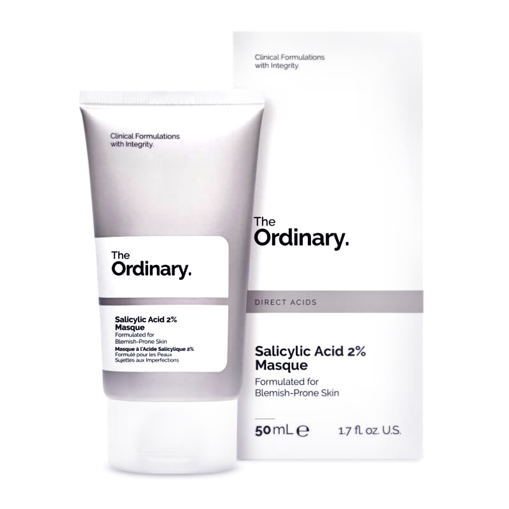The Ordinary 水楊酸面膜 Salicylic Acid 2% Masque (50ml)