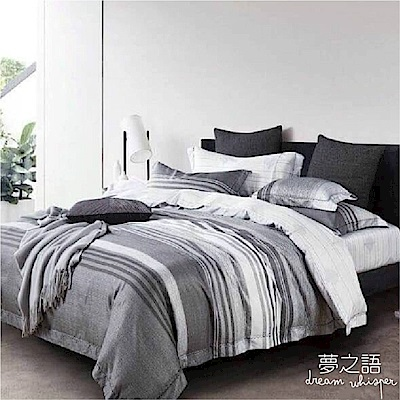 夢之語 3M天絲七件式床罩組 (萊卡) 雙人