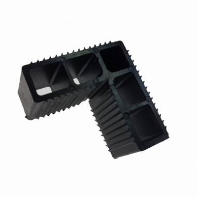 HO004 2入裝 欄杆接角1 X1.5 接角反向23x63mm可搭配6106方管