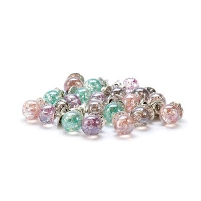 HERA 赫拉 寶石饅頭圓珠珍珠扣領針/胸針-10入組