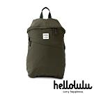 Hellolulu EVE旅行收納可折疊後背包-橄欖綠