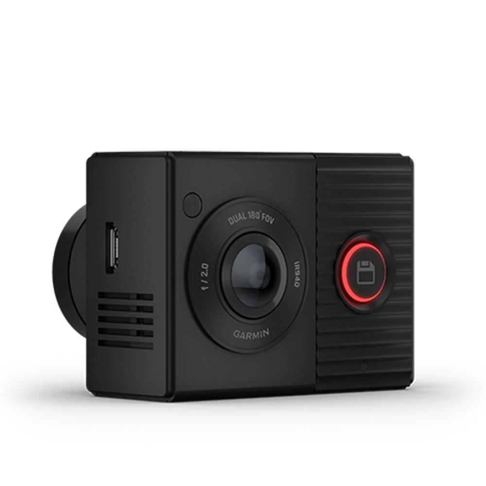 GARMIN Dash Cam Tandem 車內車外雙鏡頭行車記錄器