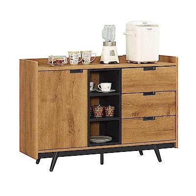 H&D 摩德納4尺餐櫃
