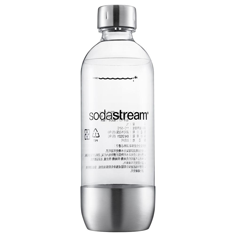 Sodastream金屬寶特瓶1L